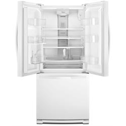 WHIRLPOOL 20 CU. FT. FRENCH DOOR REFRIGERATOR WRF560SEHW Image