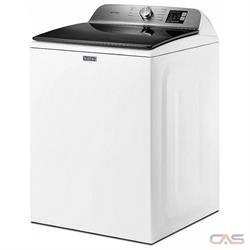 MAYTAG 4.8 CU FT TOP LOAD WASHER MVW6200KW Image